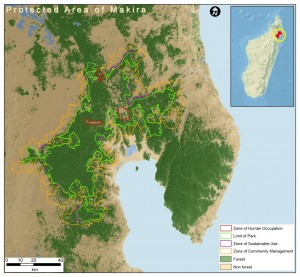 Makira Protected Area in Madagascar