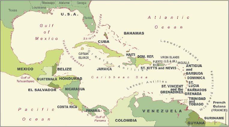 Caribbean Basin