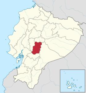 Chimborazo Province in Ecuador