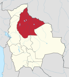 Beni Department of Bolivia