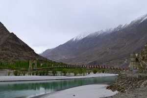 Skardu, Shigar Valley, Pakistan