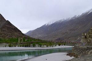 Skardu, Shigar Valley, Pakistan