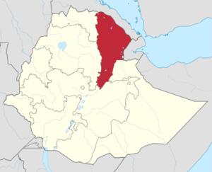Afar Regional State, Ethiopia